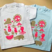 Baby T-shirts(henteco summer)